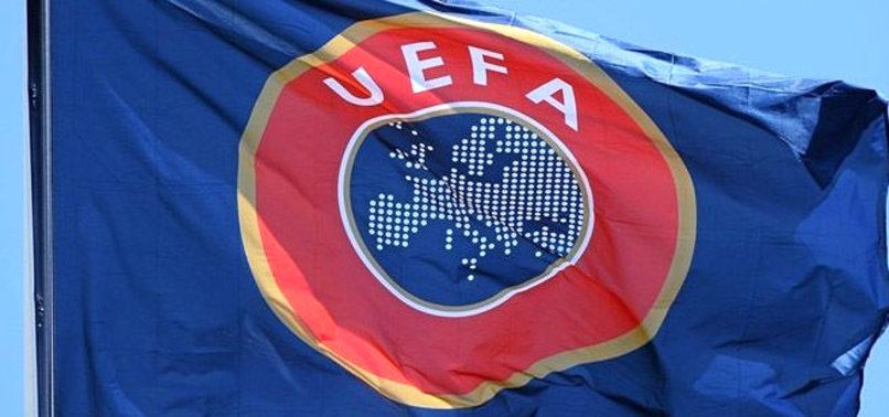UEFA, RUSYA İLE İŞ BİRLİĞİNİ ASKIYA ALDI