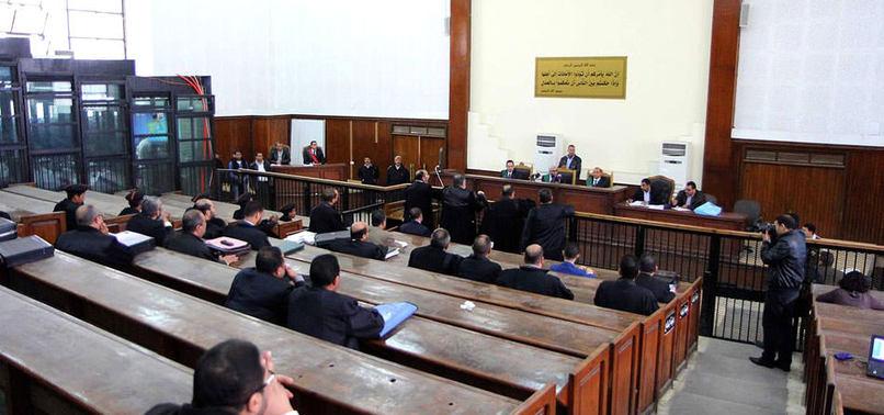 MISIR'DA 7 DARBE KARŞITI HAKKINDA İDAM KARARI