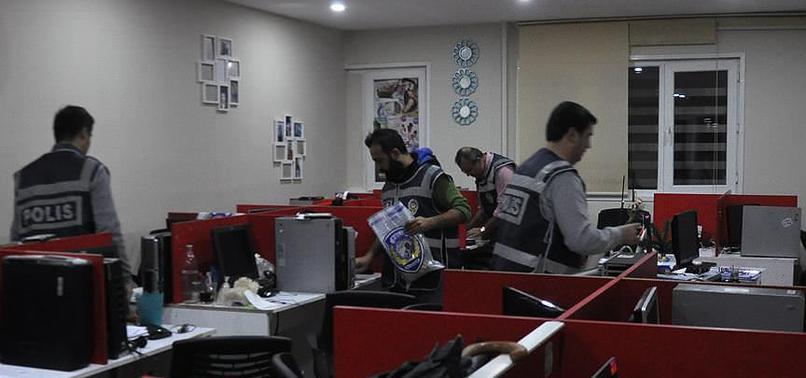 İSTANBUL'DA TELEFON DOLANDIRICILARINA OPERASYON