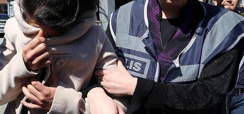 PKK'YA ELEMAN TEMİN EDEN KADIN YAKALANDI