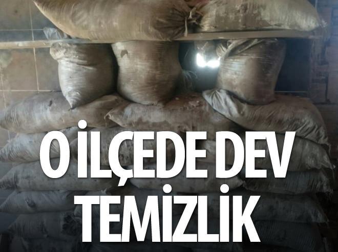 İDİL'DE 2 BİN 500 EV TERÖRİSTLERDEN TEMİZLENDİ