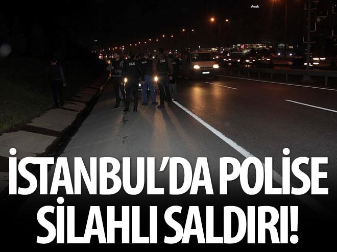 TEM OTOYOLU'NDAN POLİSE SİLAHLI SALDIRI!