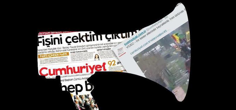 'KARA PROPAGANDA TÜRKİYE'DE TUTMUYOR'