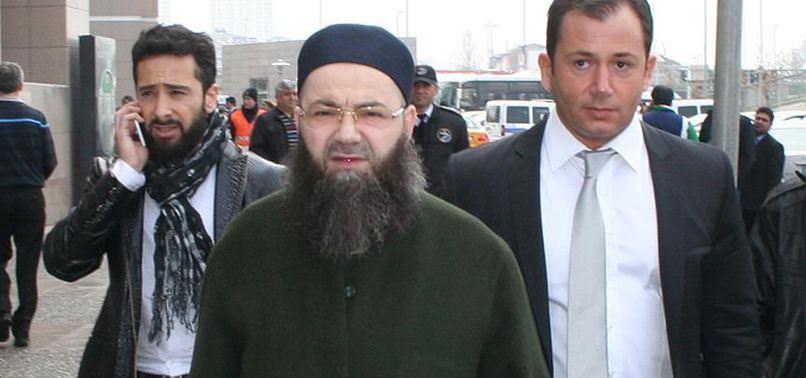 'CÜBBELİ AHMET HOCA' BERAAT ETTİ