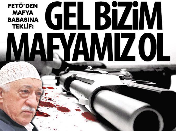 FETÖ'DEN KÜRŞAT YILMAZ'A TEKLİF!