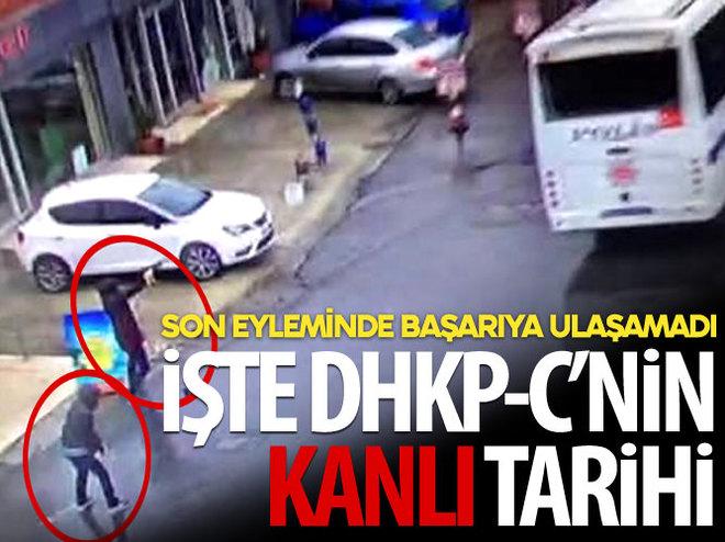DHKP/C SON EYLEMİNDE AMACINA ULAŞAMADI