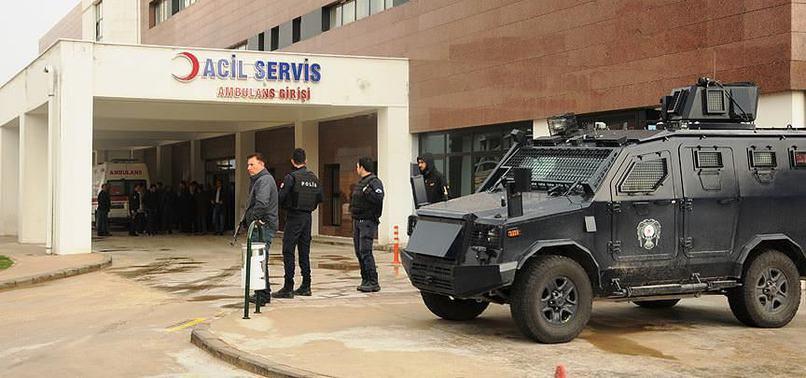 MARDİN'DE 2 POLİS ŞEHİT
