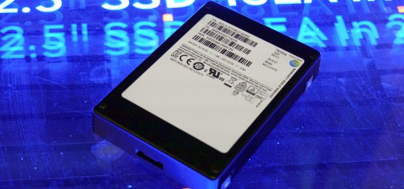 SAMSUNG'UN 16 TB'LIK SSD'Sİ PİYASADA