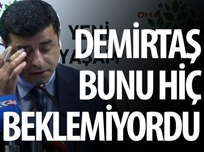 'SUR'DA GEDİK AÇILDI, KANDİL SÖNDÜ!