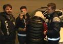 TORBACI PANİKLEYİNCE POLİS YAKALADI
