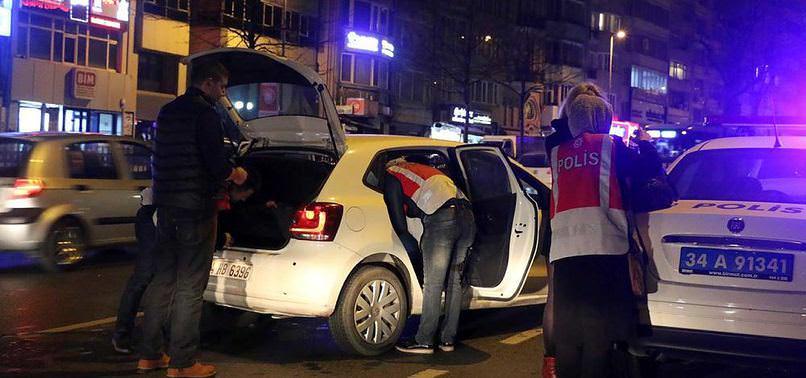 İSTANBUL'DA 5 BİN POLİSLE DEV DENETİM