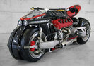 2016 LAZARETH LM 847 MOTORCYCLE