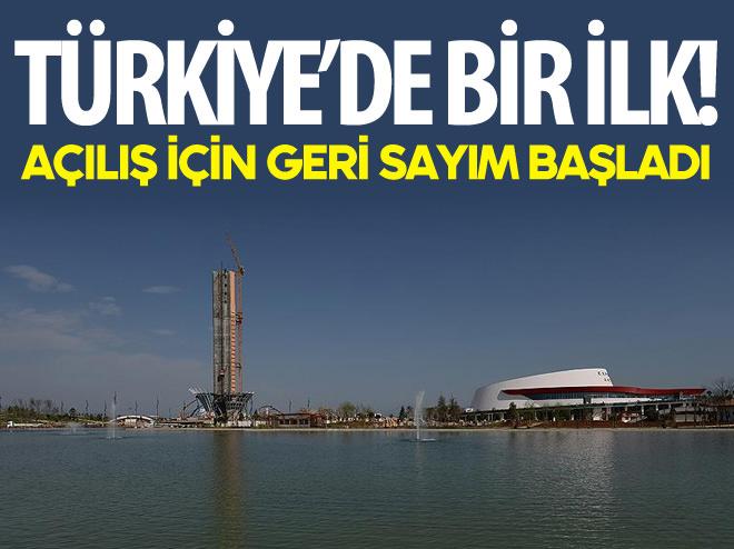 TÜRKİYE'NİN İLK EXPO'SU İÇİN GERİ SAYIM BAŞLADI