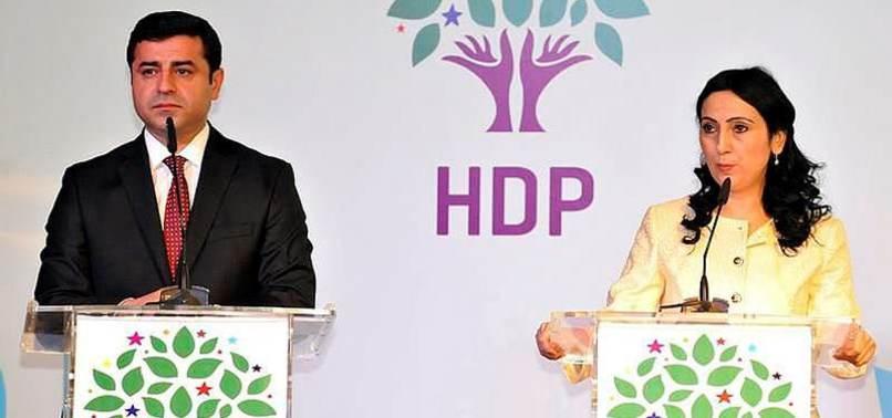 HDP'NİN PROVAKATÖR EŞ BAŞKANLARININ DOKUNULMAZLIKLARI KALDIRILACAK