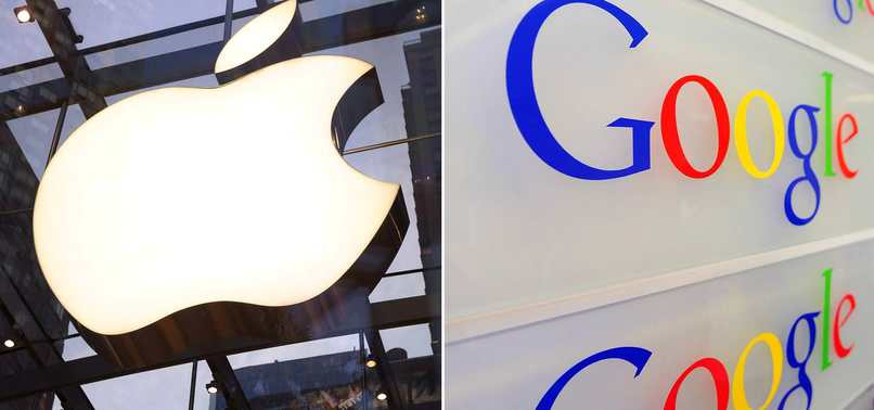 GOOGLE ZİRVEYİ APPLE'DAN GERİ ALDI