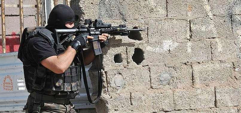 SUR VE İDİL'DE 10 PKK'LI ÖLDÜRÜLDÜ