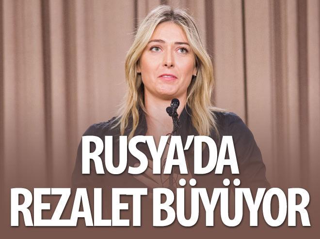 RUSYA'DA DOPİNG REZALETİ BÜYÜYOR