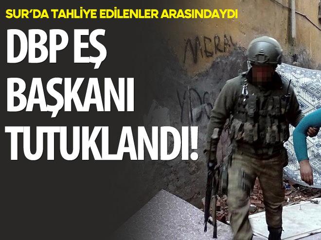 DBP EŞ BAŞKANI RİHAN KAVAK ÖZBEK TUTUKLANDI