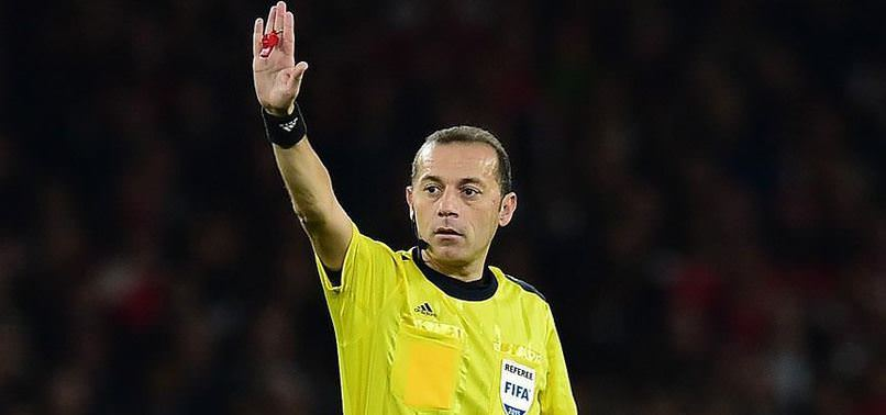UEFA'DAN CÜNEYT ÇAKIR'A GÖREV