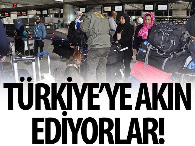 İRANLI TURİSTLER İSTANBUL'A AKIN EDİYOR