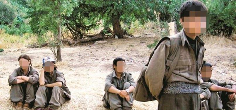 PKK'DAN ÇOCUKLARA İŞKENCE