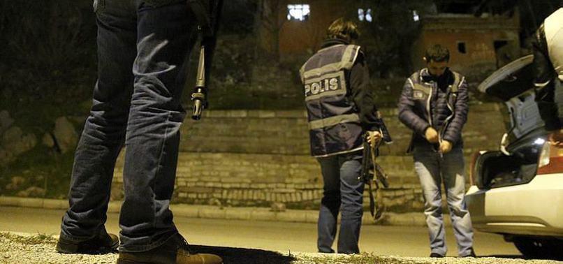 İZMİR'DE PKK'YA DEV OPERASYON