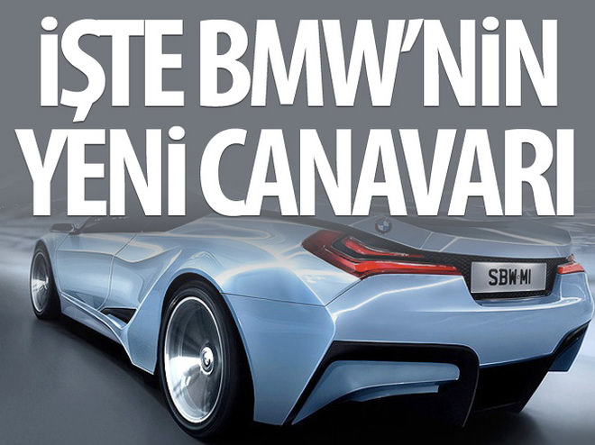 İŞTE BMW'NİN YENİ CANAVARI