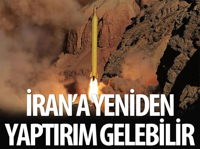 BM'DEN İRAN'A FÜZE TEPKİSİ!