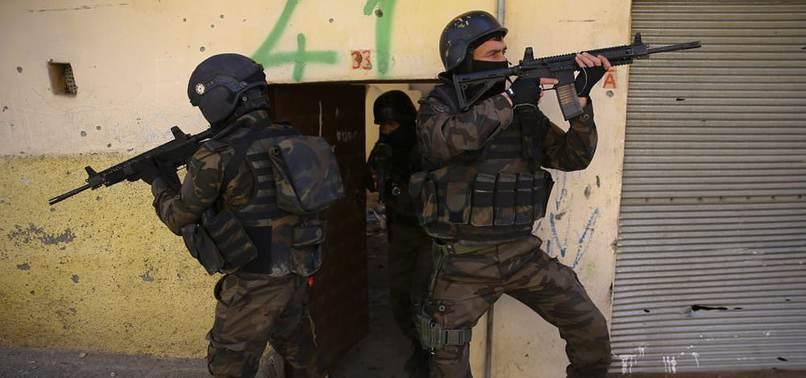 SUR'DA KAÇMAYA ÇALIŞAN 7 PKK'LI TERÖRİST ÖLDÜRÜLDÜ