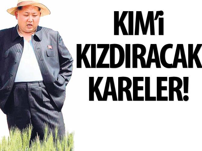 KİM JONG UN'U KIZDIRACAK KARELER!