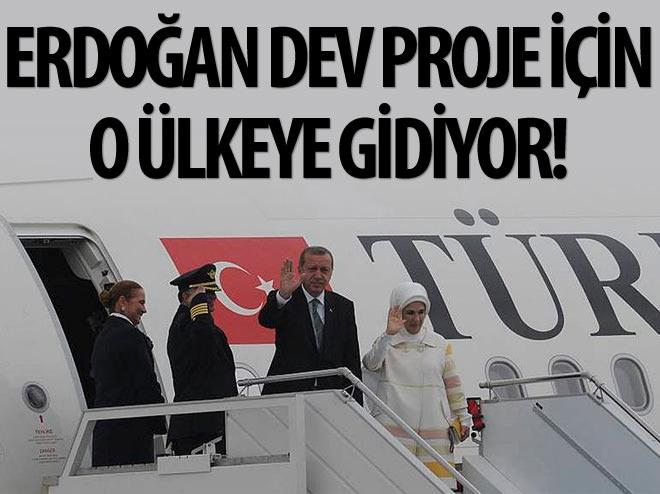 ERDOĞAN AZERBAYCAN'A GİDİYOR
