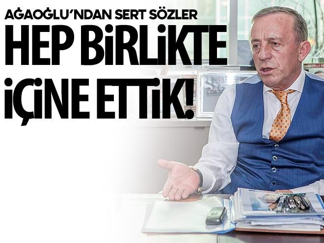 HEP BERABER ULUDAĞ'IN İÇİNE ETTİK