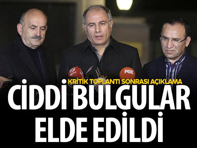 KRİTİK GÜVENLİK TOPLANTISI SONA ERDİ!