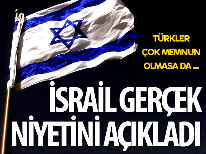 İSRAİL'İN SURİYE NİYETİ BELLİ OLDU!