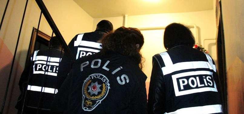 İSTANBUL'DA PKK OPERASYONU: 15 GÖZALTI