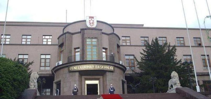 GENELKURMAY AÇIKLADI: TANK KAZASINDA ŞEHİT OLDU