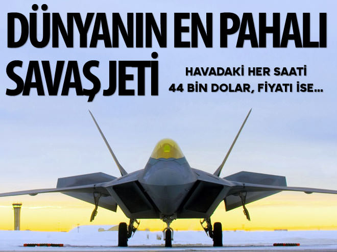 F-22 RAPTOR: YIRTICI KUŞ