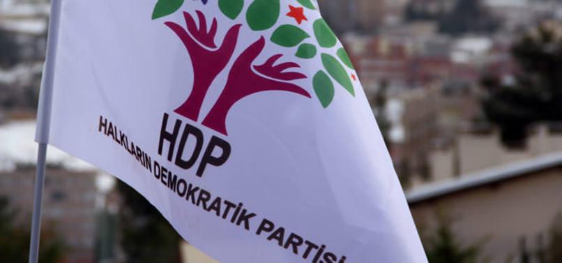 HDP'Lİ VEKİLLERİN FEZLEKELERİ BAŞBAKANLIK'TA