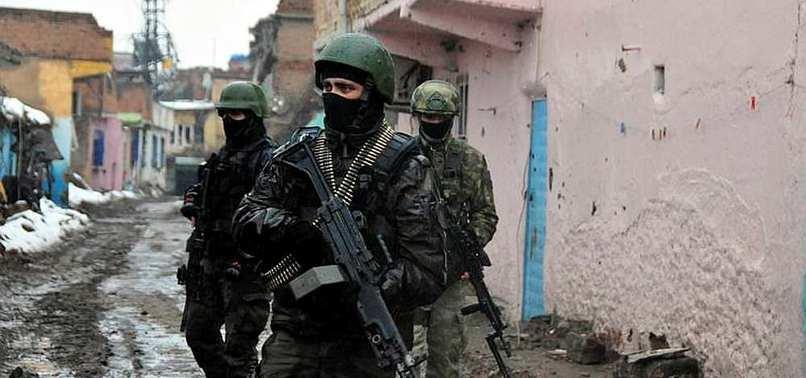 ŞIRNAK VE MARDİN'DE 4 PKK'LI ETKİSİZ HALE GETİRİLDİ