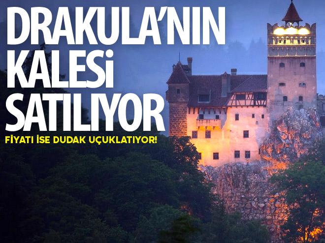 DRAKULA'NIN KALESİ SATILIYOR