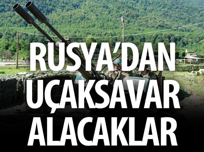 BARZANİ YÖNETİMİ RUSYA'DAN SİLAH ALACAK