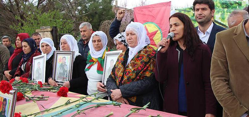 TERÖRİST CENAZESİNE KATILAN HDP'Lİ VEKİLLERE SORUŞTURMA