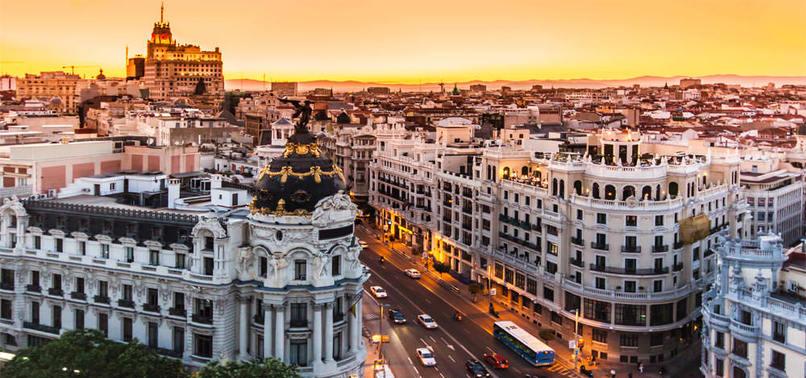 MADRİD'DE MÜSLÜMANLARA RAMAZAN JESTİ