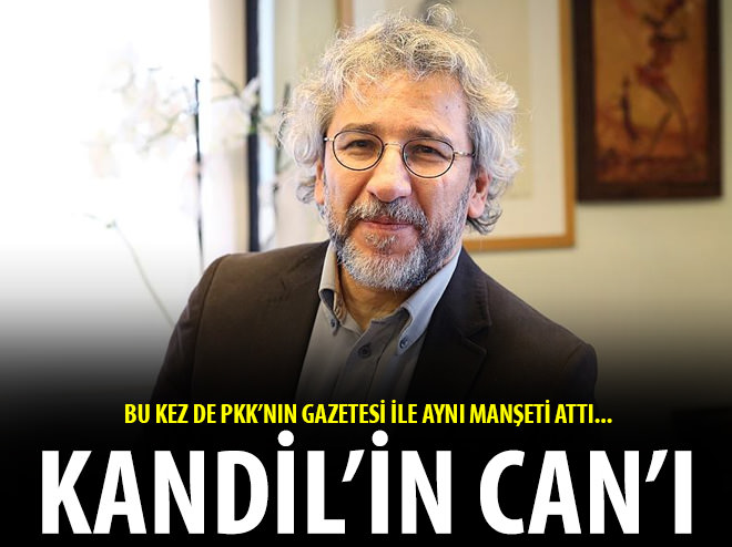 KANDİL'İN CAN'I!