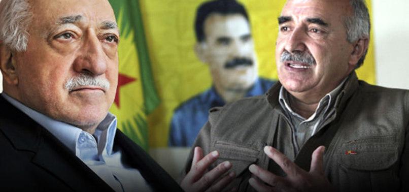 FETÖ-PKK İŞ BİRLİĞİ