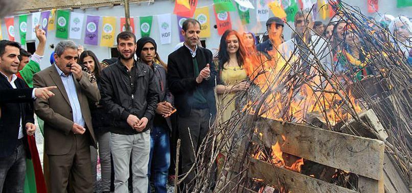 HDP'NİN NEVRUZ BAŞVURUSUNA RED!