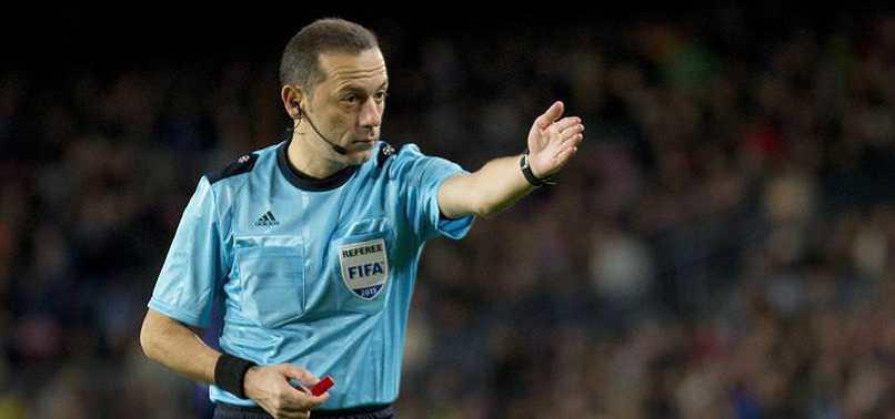 FIFA'DAN CÜNEYT ÇAKIR'A GÖREV