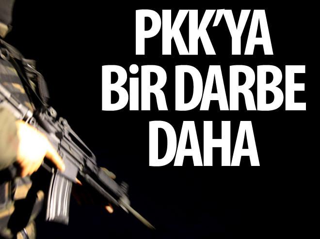 PKK'NIN KIŞ ÜSTLENMESİNE DARBE