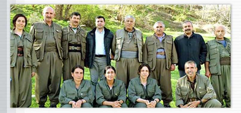 HİLVAN'DAN KIZILAY'A PKK TERÖRÜ!