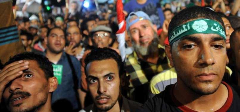 MISIR'DA DARBE KARŞITLARININ YARGILANMASI